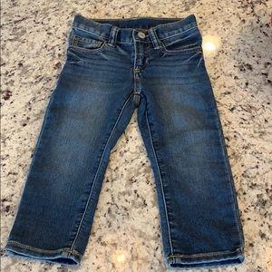 GAP 2T jeans!